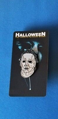 The Curse of Michael Myers Halloween 6 Enamel Pin Trick or Treat Studios - Halloween 6 The Curse Of Michael Myers