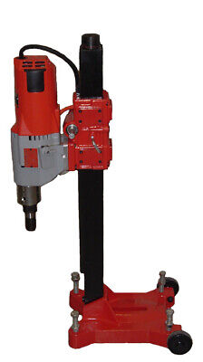 Milwaukee 2 Speed Core Drill With Stand