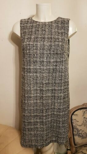 Ravissante robe agnes b tweed 40 tbe!