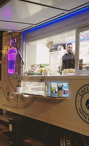 Coffee /Food Van for sale (custom design) Pascoe Vale South Moreland Area Preview
