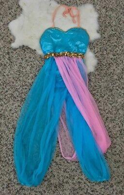 Unbranded Mädchen Bauchtänzerin Arabisch Nacht Aladdin Prinzessin Kostüm USA Sz ()