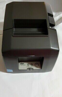 Star Micronics Thermal Receipt Printer Auto-cutter Sp654iiu Usb
