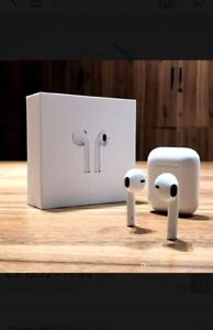 New AirPod twinset with charging dock not an Apple product