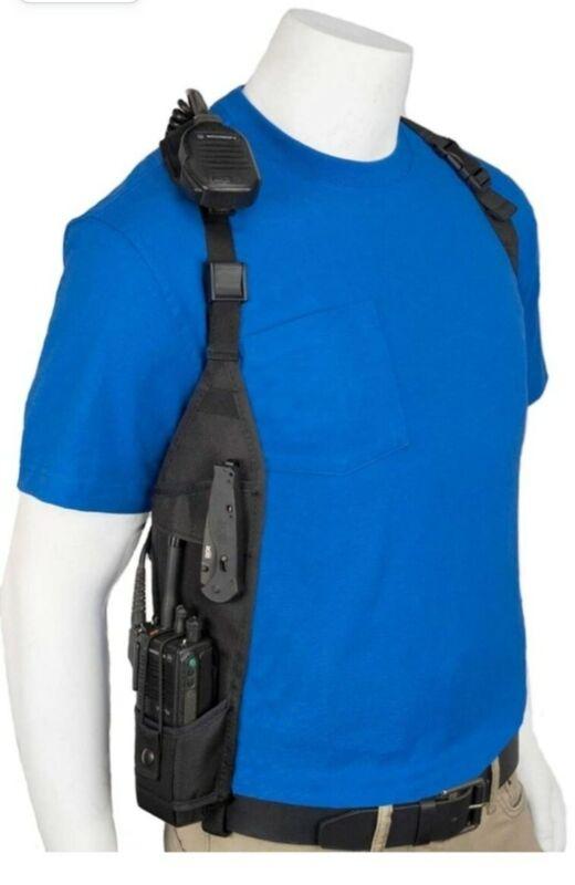 Universal Shoulder Holster Ush-300R Radio Holster Right Shoulder NEW