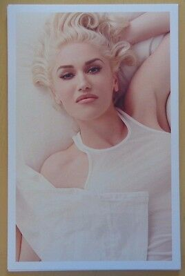 "Gwen Stefani - This Is What the Truth Feels Like 11""x17"" lithograph poster"