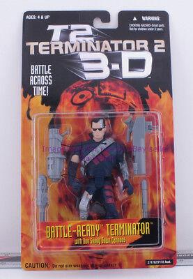 Kenner Terminator 2 3-D Battle Ready 1997 Dealer Stock New In Box