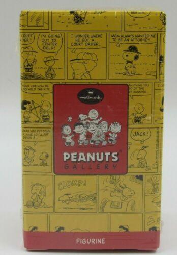 "Hallmark Peanuts Gallery ""Peppermint Patty"" Figurine Sealed in Box"