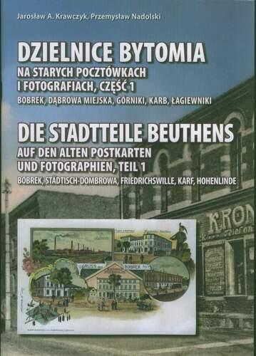 Beuthen Bobrek Dombrowa Friedrichswille Karf Hohenlinde Postkarten AK Schlesien