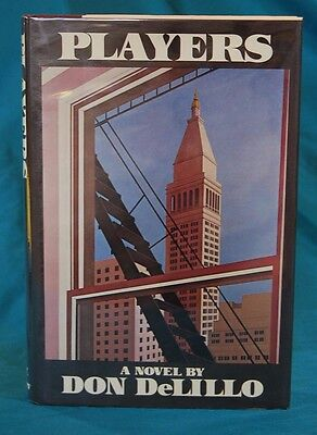 PLAYERS by Don DeLillo Knopf First edition Hardback in Jacket 1977  ()