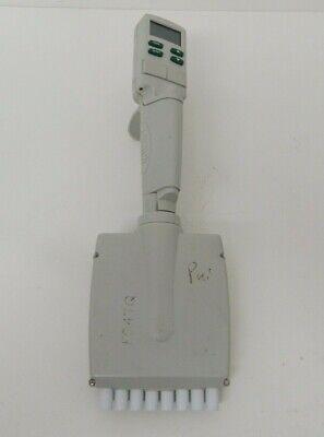 Rainin Edp3 8 Channel Pipette 100-1200 Lts