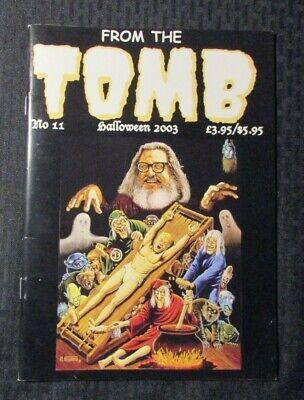 2003 FROM THE TOMB Magazine #11 FN+ 6.5 Halloween / William M Gaines / EC Comics