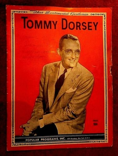 That Sentimental Gentleman Tommy Dorsey Program 1946