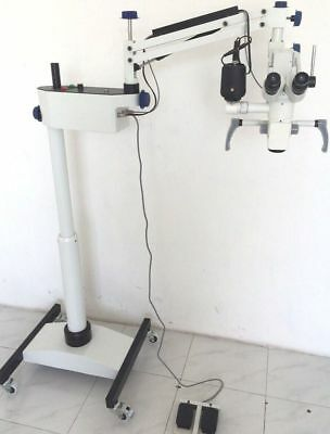3 Step Magnification Ophthalmology Binocular Ophthalmic Microscope Equipments