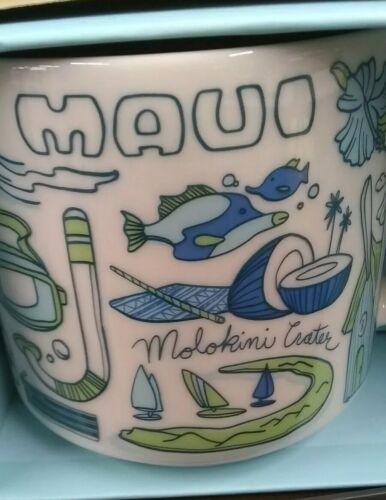 maui coffee company 14oz been there series