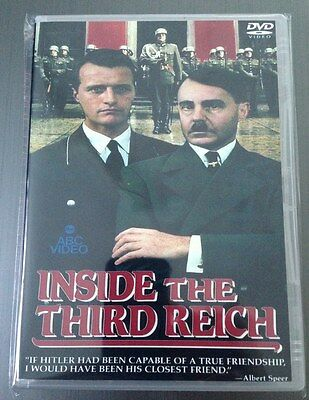 INSIDE THE THIRD REICH (1982 DVD) Miniseries starring Rutger Hauer John Gielgud
