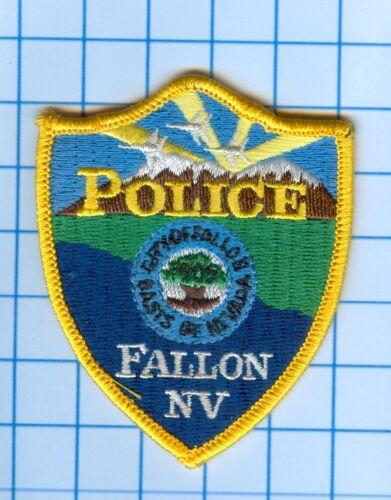 Police Patch  - Nevada - City of Fallon