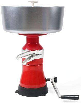 Manual Cream Separator, Kitchen Centrifuge 80-100L/H