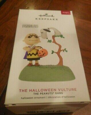 Halloween 2019 Music (Hallmark 2019 THE PEANUTS GANG The Halloween Vulture Musical Halloween)