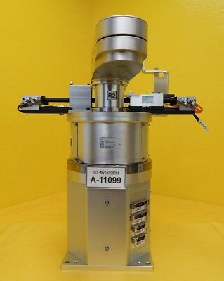 Sinfonia Technology Sce92100137 Dual Arm Wafer Handling Robot Used Working
