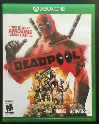 Deadpool (Microsoft Xbox One, 2015) Tested