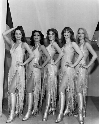 "Pans People 10"" x 8"" Photograph no 10"