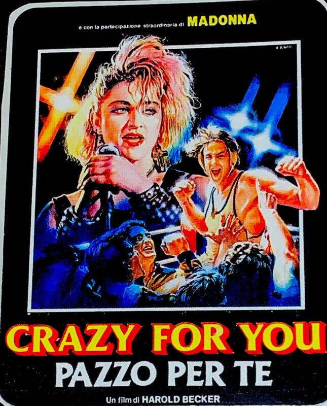 """Madonna Sticker 💋💋💋💋💋                   3 1/2"""" X 2 3/4"""" ❤️❣️❣️❣️"""