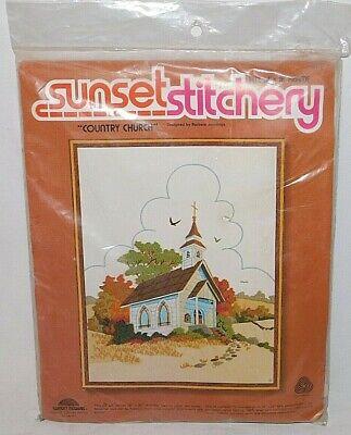 Sunset Stitchery
