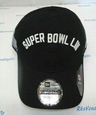 48581d2aa8f New England Patriots Champions Men s New Era Super Bowl LIII 9TWENTY Cap Hat