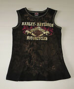 Womens Harley Tank Tops