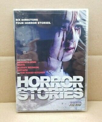 Horror Stories (DVD, 2013) Don't Answer The Door Endless Flight NEW & SEALED