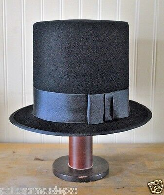 Abraham Lincoln Stove Pipe Hat - (S, M, L, XL, XXL, XXXL) - Civil War  for sale  Shipping to Canada