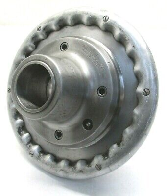 Hardinge-sjogren 3j Speed Collet Chuck Lathe Spindle Nose W D1-6 Mount