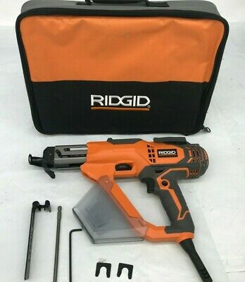 Ridgid R6791 3 In. Drywall And Deck Collated Screwdriver Gr M