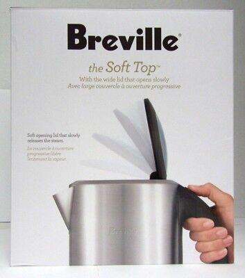 Breville Ikon Electric Kettle SK500XL 1.7 Liter Stainless Steel
