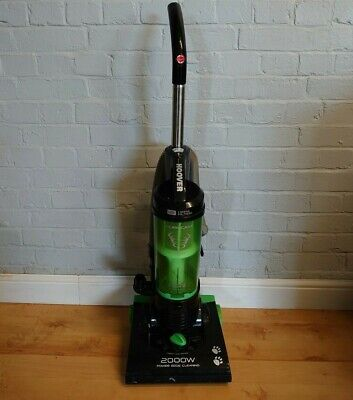Hoover Hurricane HU4206 Upright Bagless Vacuum Cleaner - HEPA Filter
