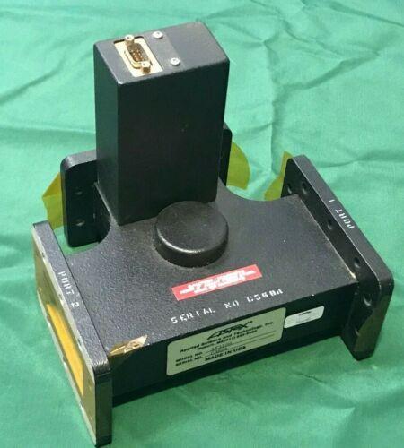 Astex MKS WR284 Power Waveguide Circulator 2450 MHz, 2.45 GHz Microwave Plasma