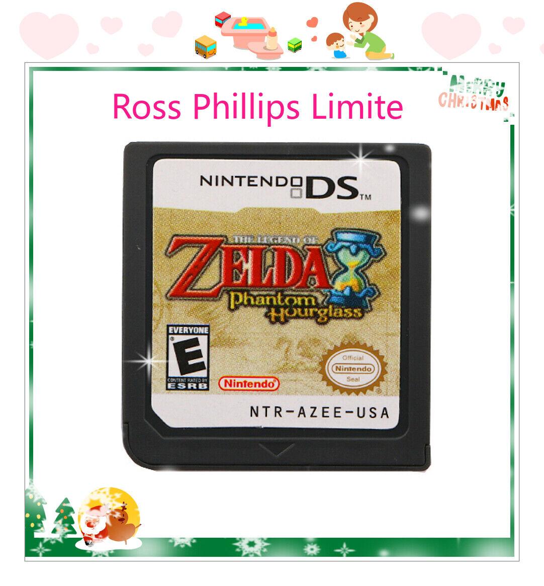 The Legend of Zelda: Phantom Hourglass  For 3DS Christmas Gi