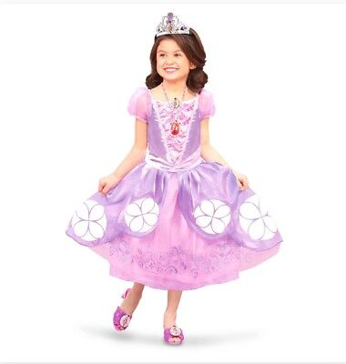 ❤️ Princess Sofia The First Royal Dress Custom New Girl fits 4-6x - Princess Sofia The First