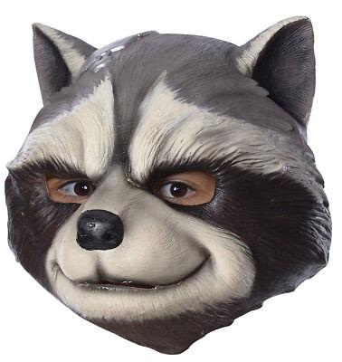 gen Kind Guardians Of The Galaxy Kostüm Zubehör Maske (Waschbär Kostüm Zubehör)