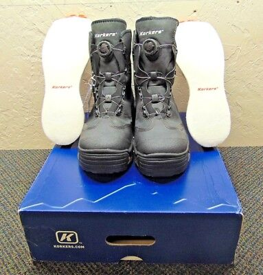 Korkers Devil's Canyon Wading Boots Size 13