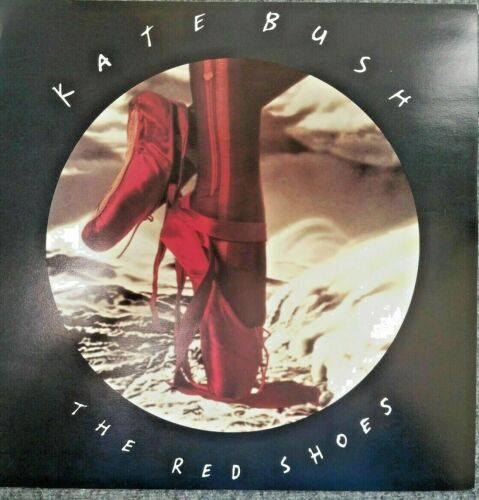 "Kate Bush The Red Shoes Music Store 12"" Promo Flat Never Used 2 sides"