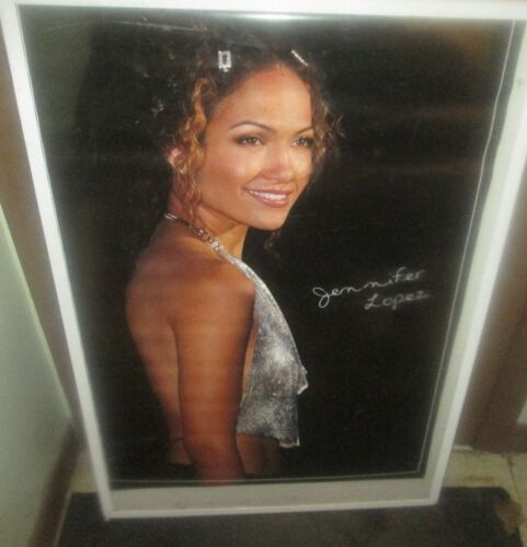 JENNIFER LOPEZ POSTER NEW 1998  RARE VINTAGE COLLECTIBLE OOP  JLO