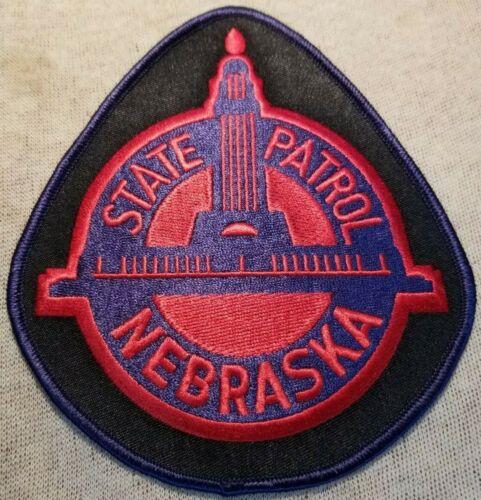 NE Nebraska State Patrol Patch