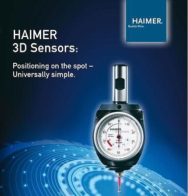 HAIMER 3D SENSOR, UNIVERSAL INCH VERSION, 3D INDICATOR