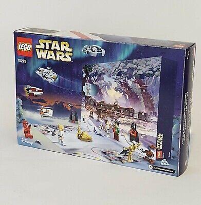 2020 LEGO® Disney Star Wars Christmas Advent Calendar 75279 (311 pieces) New