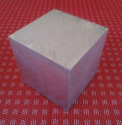 3 X 3 X 3 Aluminum 6061 New Solid Plate Flat Bar Stock Mill Block Mt