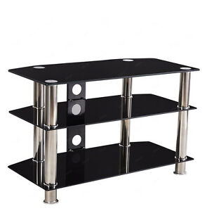 Glass TV Audio Stand for 25 30 25 35 40
