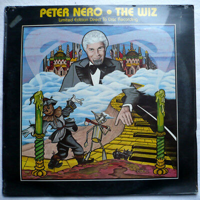 PETER NERO - The wiz - US-LP > limited edition direct to disc recording > NEW!