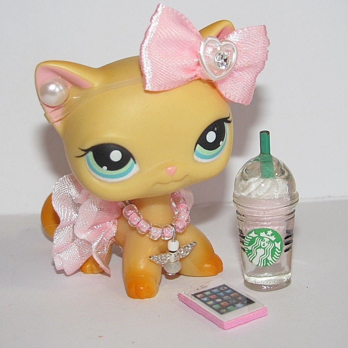 Купить Originally Made by 4 The Littlest Pets - 💞Littlest Pet Shop clothes lps accessories custom outfit  *CAT DOG NOT INCLUDED