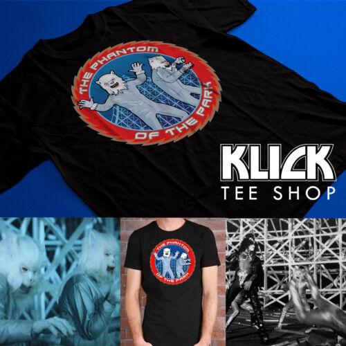 KISS band T-shirt - Phantom of the Park S—5XL